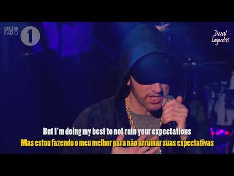 Eminem ft Skylar Grey - Walk On Water #Video 17