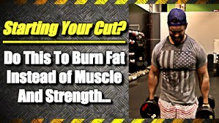 Cut Weight Without Losing Size or Strength