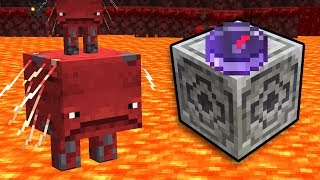 The Strider Is Minecraft's New Lava Boat