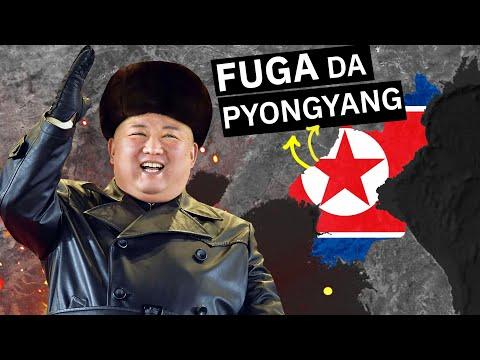 Come scappare dal paese più blindato al Mondo (Corea del Nord)