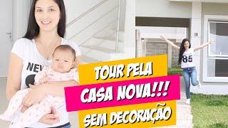 MP3 MBA 💗  TOUR PELA CASA NOVA | SEM DECORAÇÃO! por Julia Doorman Photo