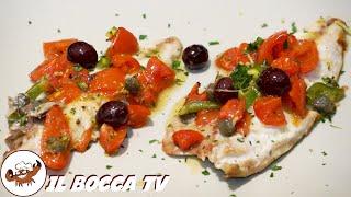 301 - Sgombro ai profumi mediterranei...per gli amici e per gli estranei! (secondo di pesce facile)