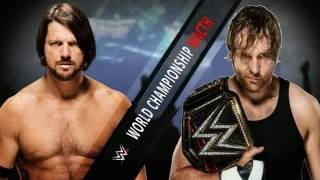 PSD de WWE LIVE 2016 || Breisler Rivero