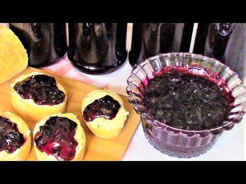 Самый простой, быстрый и очень вкусный рецепт Варенья-Джема из смородины МИНУТКА!!!