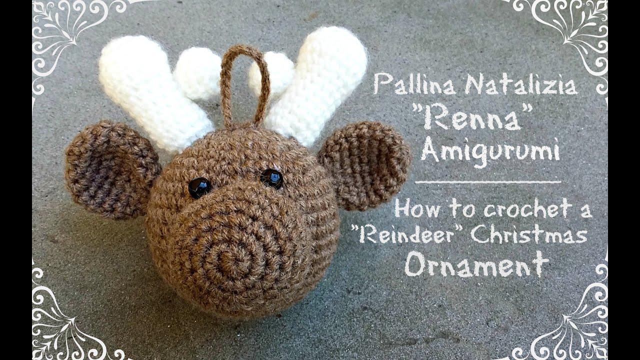 Amigurumi Reindeer Free Pattern : Santa claus and reindeer amigurumi pattern amigurumipatterns