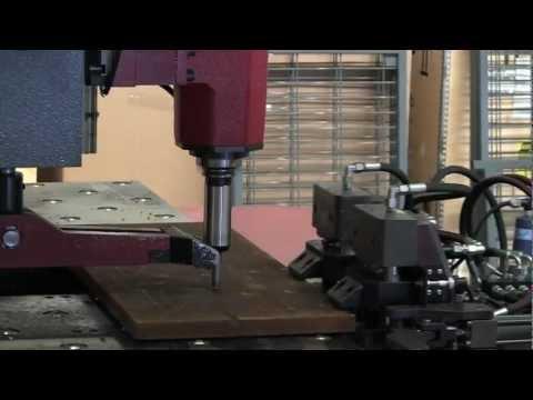 AKDRILL AFD 1000x1500-40 CNC Flans Delme Makinesi