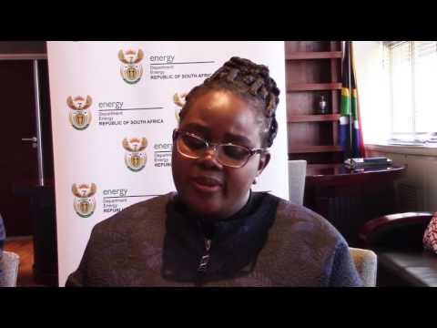 South Africa Minister of Energy on energy policy and IRP2016