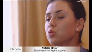 Entrevista - Natalia Morari, Activista Moldava: \