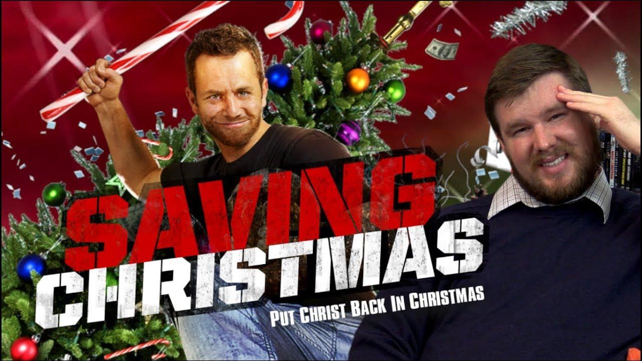 Kirk Cameron Saving Christmas.Kirk Cameron Tried To Save Christmas