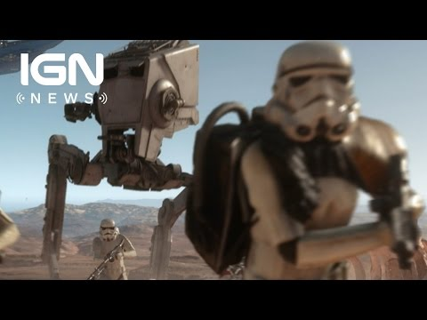 Star Wars Battlefront's Cargo and Droid Run Modes Detailed - IGN News