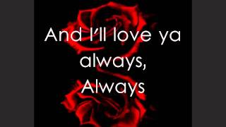 Always (with lyrics), Pebbles [HD]