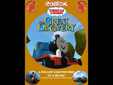 Roblox Thomas Number 1 Roblox Thomas And Friends The Great Discovery Part 1 Youtube