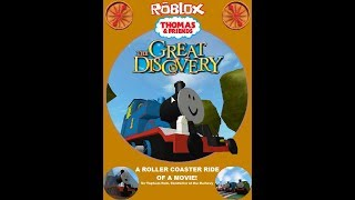 ROBLOX Thomas and Friends: The Great Discovery Part 1