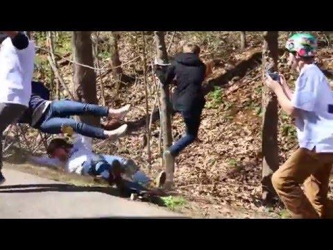 Slide jam at the dam 5 fails Pt 2