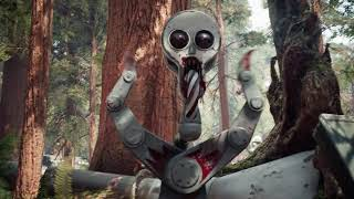 Atomic Heart Gameplay Trailer Soviet Union Game 2018 PC PS4 Xbox One