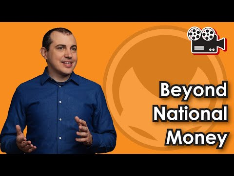 Bitcoin: Beyond National Money - Zurich March 2016 - Fintech2016 Conference