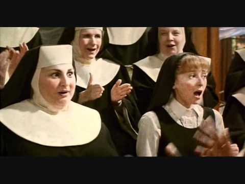 Hail Holy Queen - Sister Act