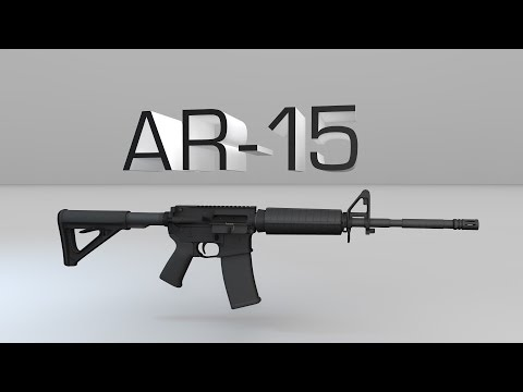 How An AR-15 Rifle Works: Part 1, Components