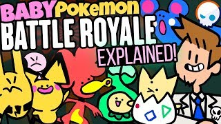 Baby Pokemon Battle Royale EXPLAINED! | Gnoggin 👶🤜