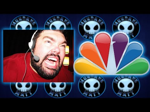 Download Youtube: NBC caught doing unethical things to connect Gamers to racists