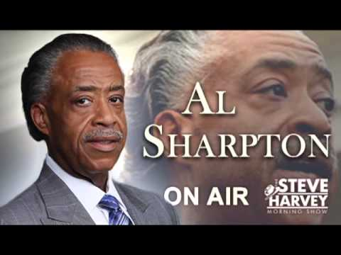 Al Sharpton Interview