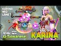 Descargar música de Legend Never Die! King Of Karina Mid Lane?! Tz·taiwanese Karina King ~ Mobile Legends gratis