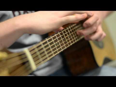 August Rush Slap Guitar Scene Cover - Evan Foote (completely movie accurate)