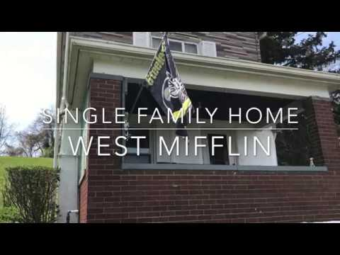 213 Sylvan - Investment Properties West Mifflin