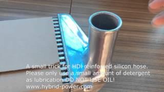HDi little hint for  HDi Ranger intercooler hose