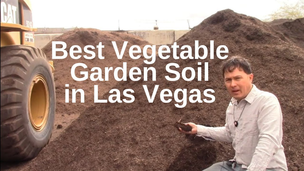 Best Vegetable Garden Soil You Can Buy In Las Vegas