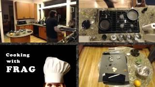 Cooking W/ Frag (s2/e2) - Shrimp/scallops W/ Orange Butter