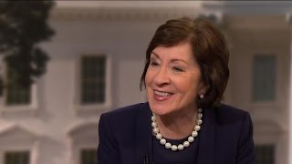Sen. Susan Collins asks President Trump: turn over any evidence of wiretaps to Intel Committees