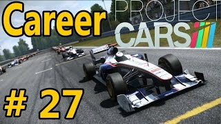Project CARS Gameplay PC Formula A Career TrackIR Monza 1080p 60fps Helmet Cam