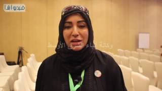 بالفيديو: سيدة أعمال إماراتية المرأة المصرية تركت بصمة  في كل الإنجازات