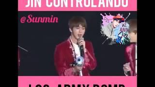 Jin Controlando Los  Army Bomb ≧◡≦