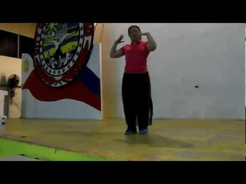 ZUMBA DANCE EXERCISE AT MANDALUYONG GYM ( VIDEO 2 )