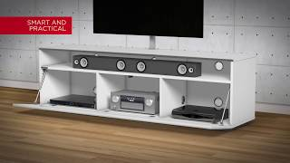 Gambar cover MyTV Stand Meliconi - English
