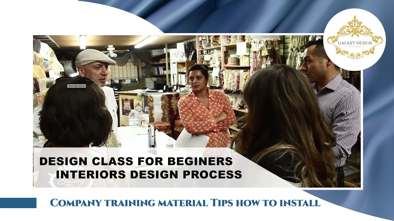 Do It Yourself Window Treatments: Video #16: Do It Yourself Drapes Class In Los Angeles