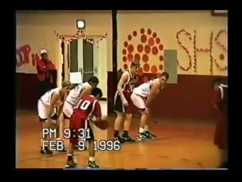 1996 Basketball - Spiro Bulldogs vs Stilwell Indians