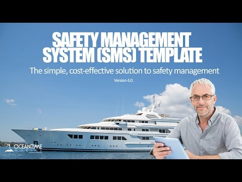 Safety Management System (SMS) Software for Super Yachts fro