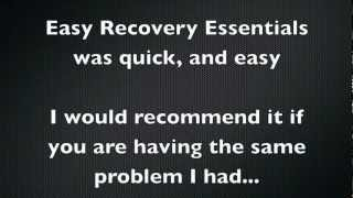 easy Recovery Essentials (EasyRE) Test/Review