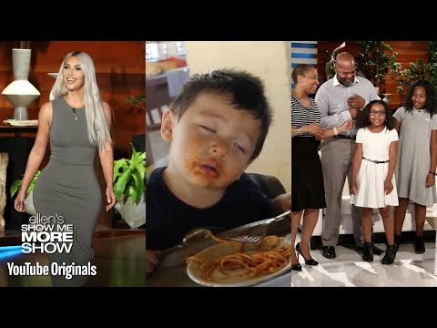 Download Youtube: Sleep-Eating Kids, 'KUWTK' on Ellen, and a Deserving Family Gets a Big Surprise