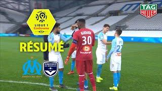 Olympique de Marseille - Girondins de Bordeaux (1-0) - Résumé - (OM - GdB) / 2018-19