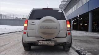 Suzuki Grand Vitara. Обзор и тест-драйв по Омску.(, 2016-11-27T13:39:27.000Z)