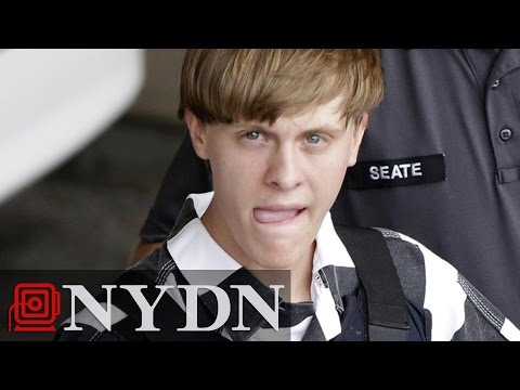Dylann Roof Confesses to Charleston Church Shooting
