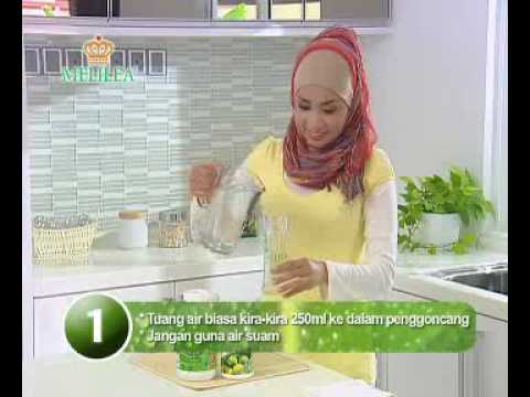 MELILEA Greenfield Organic Infomercial Bahasa Malaysia