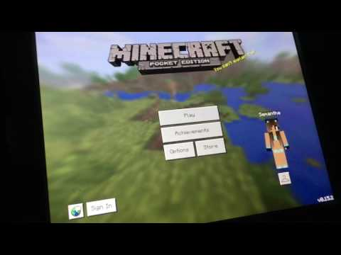 Showing you guys how to get build battle Minecraft Pe 0.15.0