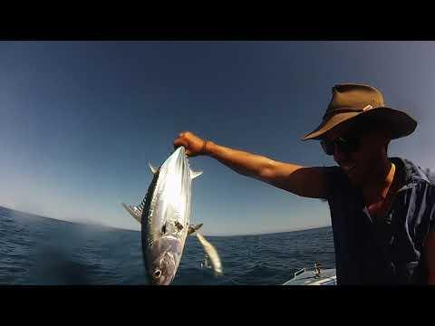 GNARALOO FISHING Trip, Red Bluff, Quobba Station (WA)