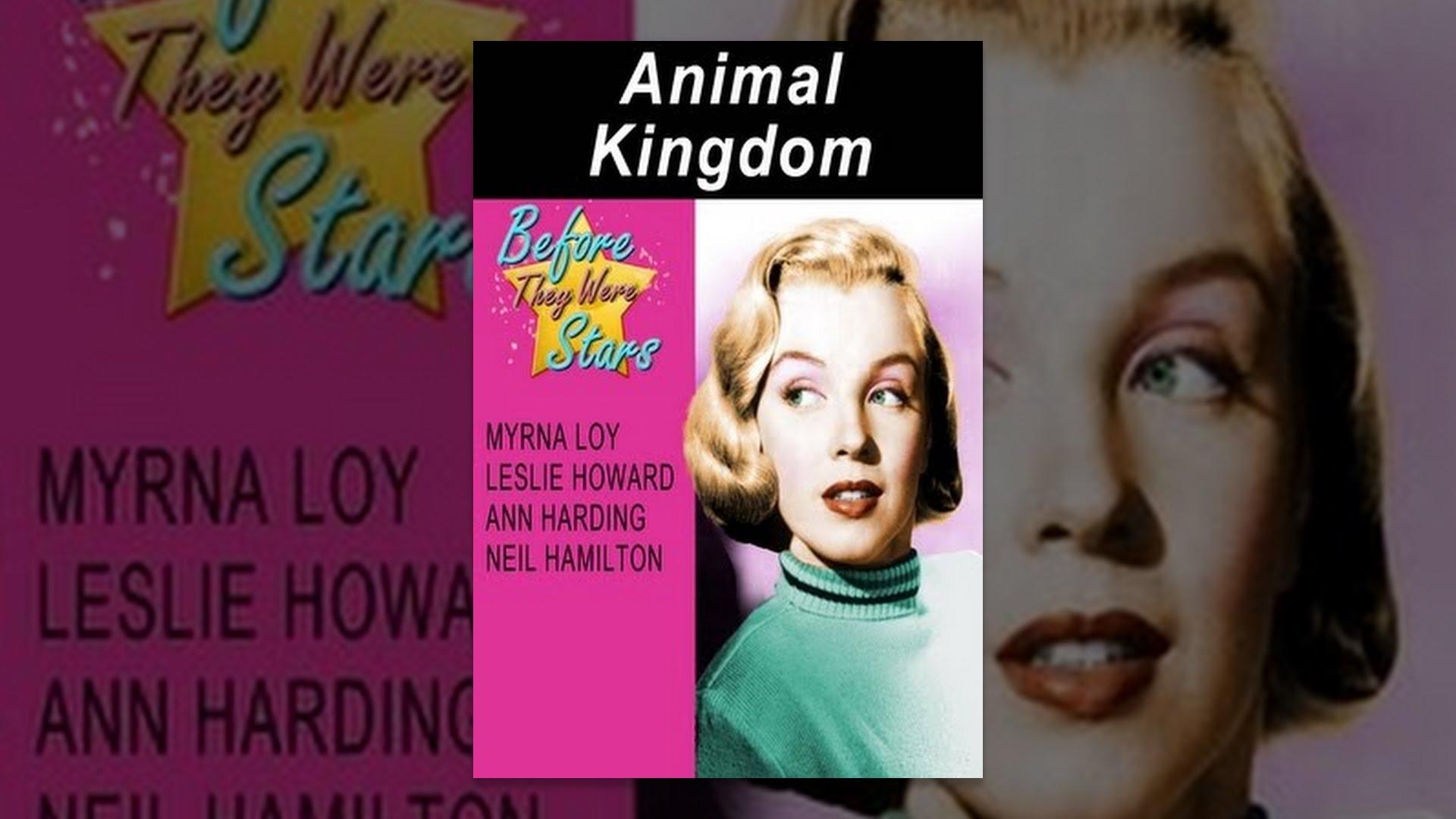 Before They Were Stars - Animal Kingdom