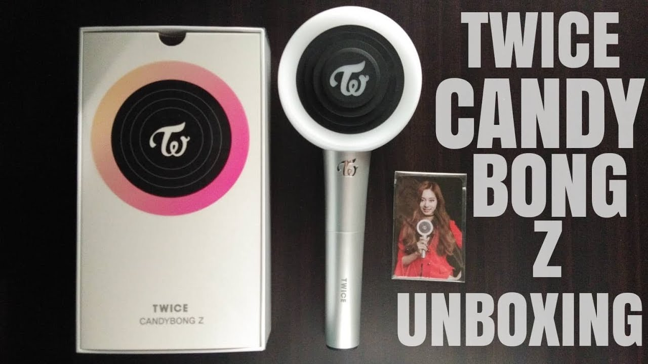 UNBOXING: TWICE (트와이스) – Candy Bong Z